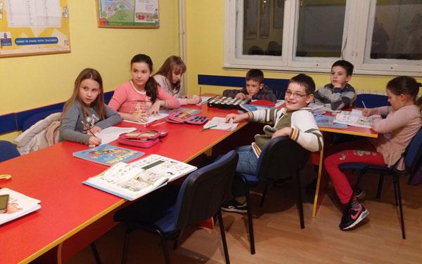 mladji razredi osnovna skola
